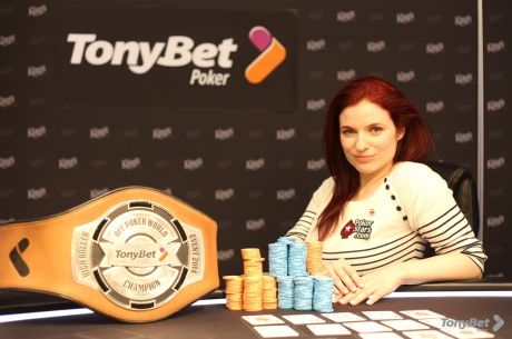 Jennifer Shahade and Pedro Marte Talk About the OFC Grand Prix at Tonybet Poker
