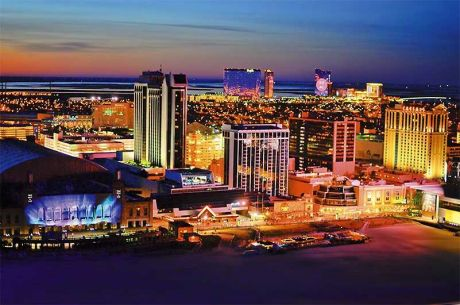 New Jersey Gaming Revenues on the Rise