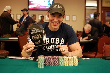 2015 PlayNow Poker Championship: Mark Klimchuk Wins Main Event