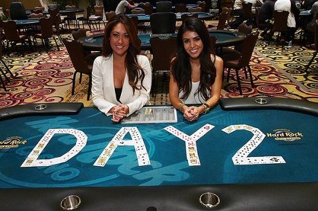 2015 WPT Seminole Hard Rock Poker Showdown Day 2: Three Canadians Remain