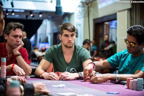 JAV pokerio scenoje debiutuojantis Matas Cimbolas startavo stabiliai