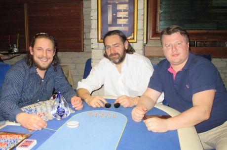 """Esto pamokos lietuviams: M.Leidermanas triumfavo dar viename """"Spring Cup"""" mūšyje"""