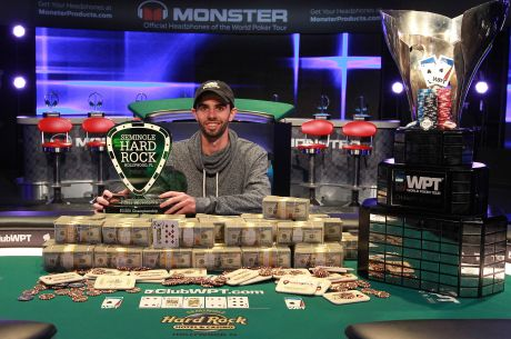 22-Year-Old Griffin Paul Wins WPT Seminole Hard Rock Poker Showdown for $1,000,000