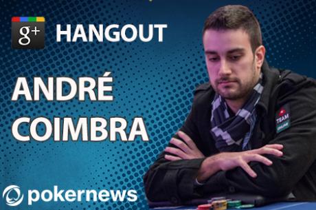 Hangout com André Coimbra (3h ao vivo)