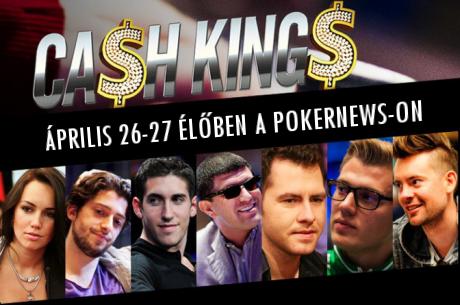 Celebrity Cash Kings: Colman, Cates, Schemion, Boeree és más profik, ma este élőben