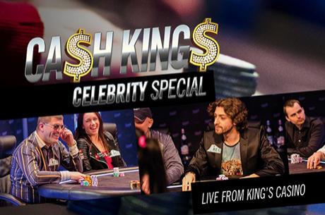 Cash Kings Live: Dan Colman, Jungleman, Ole Schemion & Mais ao Vivo (16:00)