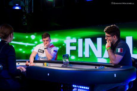 Talking Poker: Polarized