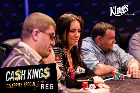 [ZÁZNAM] Dvojitá dávka Celebrity Cash Kings 2/4 a 3/4, stream uvnitř článku