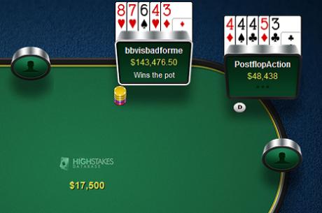 Cash Game High Stakes Online: 'bbvisbadforme' Oltre il Milione di Profit