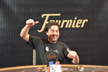 Álvaro Marino 'Drácula' gana la Gran Final de la LÑP, Guillem Casas ganador de la temporada