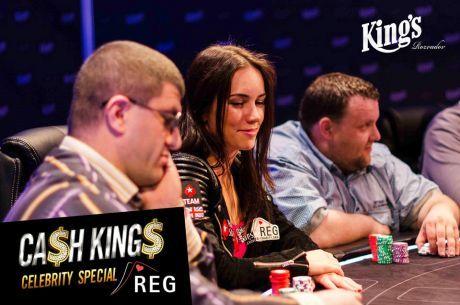 ÉLŐ VIDEÓ: Folytatódik a Celebrity Cash Kings közvetítése Rozvadovból