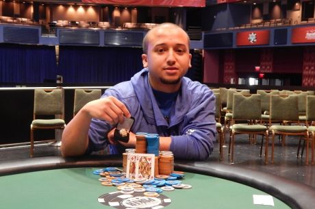 Oh Hello, Mr. Jones: Ryan Jones Wins WSOP Circuit Harrah's Cherokee Main Event