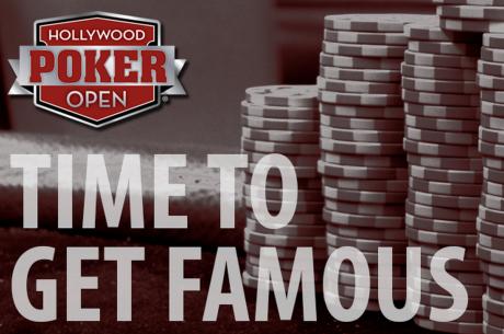 Hollywood Poker Open Charles Town Kicks Off Today and Runs Through May 10