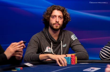 2015 PokerStars EPT Grand Final Super High Roller Day 1: Kurganov Tops; Schemion 2nd
