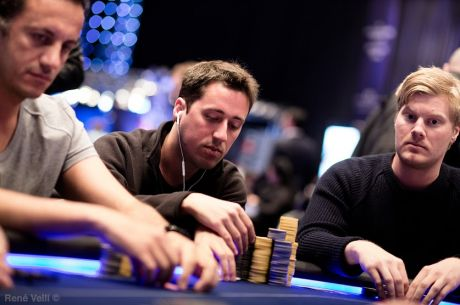 AO VIVO: João Brito E Rumen Nanev no Dia 3 do Main Event France Poker Series