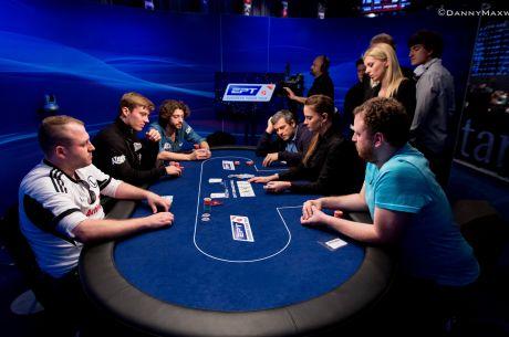 """€100,000 EPT Super High Roller"": 8 finalininkai šiandien susikaus dėl 2,015,000 eurų..."