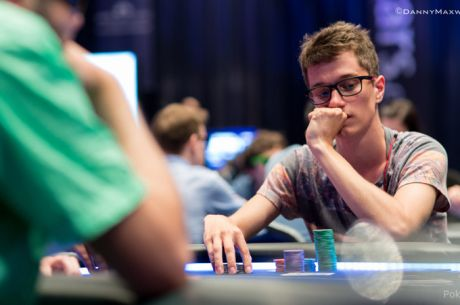 2015 PokerStars EPT Grand Final Main Event Day 1a: Jose Carlos Garcia Leads