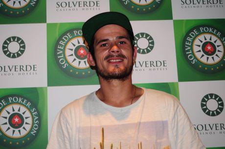 Etapa 5 Solverde Poker Season: Eugénio Gaspar e Joel Vieira Lideram Dia 1