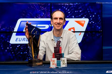 2015 EPT Grand Final Day 3: Eric Seidel Wins SHR; Main Event Begins