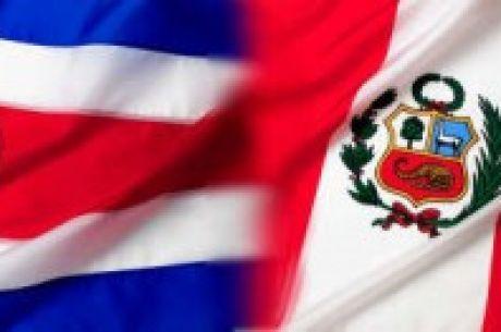 Resultados semana 1 del ACP: Costa Rica vs Perú