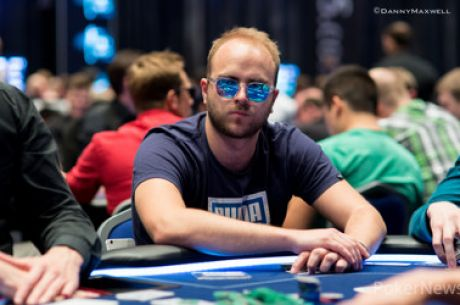 2015 PokerStars EPT Grand Final Main Event Day 1b: Paon Leads; Stephensen Bags Big