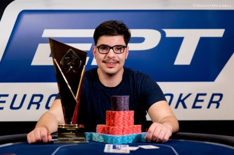 Mustapha Kanit Wins 2015 EPT Grand Final €50,000 Super High Roller for €936,500