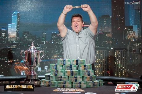 2015 Aussie Millions TV Broadcast Begins on Tuesday