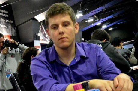 2015 WPT Canadian Spring Championship Day 2: Ari Engel Charges to Lead with 45 Left