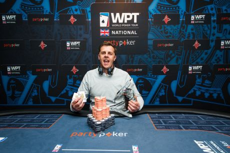 Kevin Simpson Wins the 2015 WPT National Newcastle Main Event