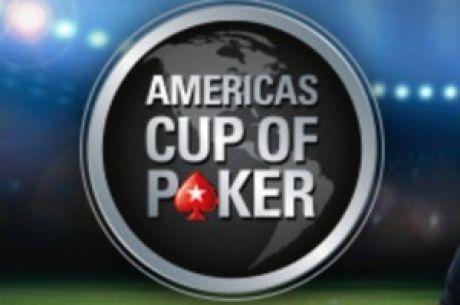Resultados del primer Heads Up del Americas Cup of Poker