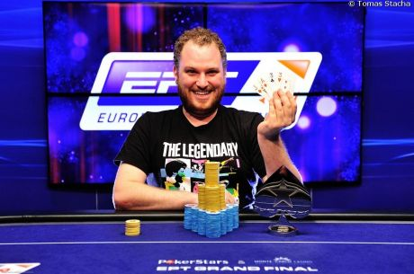 EPT Grand Final Side Event Review: Seiver, Kenney, Former Rugby Pro Highlight Winners