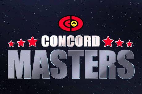 Május 7 és 17 között zajlik az €500.000-os garantált Concord Masters