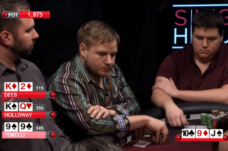 Hold'em with Holloway, Vol. 27: Great Laydown or Bad Fold on Poker Night in America?