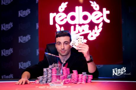 Spain's David Perez Sanchez Wins Redbet Live Rozvadov Main Event For €54,359