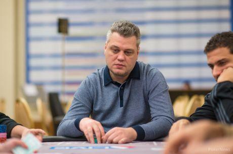 Сергей Рыбаченко выиграл крупнейший онлайн-турнир...