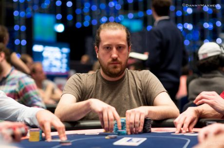 2015 PokerStars EPT Grand Final €25,000 High Roller Day 1: O'Dwyer Leads the Pack