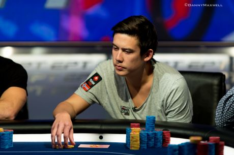 2015 EPT Grand Final Day 7: Johnny Lodden Leads After Day 4