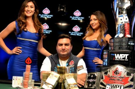 Sheraz Nasir Wins 2015 WPT Canadian Spring Championship; Denies First Female Champion