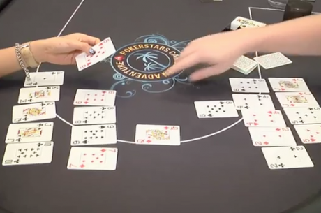 VIDEO: How to Set Your First Five Cards in Open-Face Chinese Poker