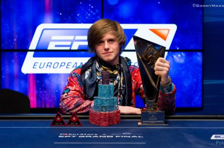 21-Year-Old Charlie Carrel Wins EPT11 Grand Final €25K High Roller for €1,114,000