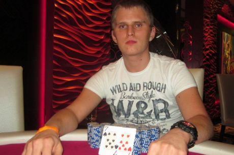 OlyBet Poker Series Live võitis Ott Jaakson