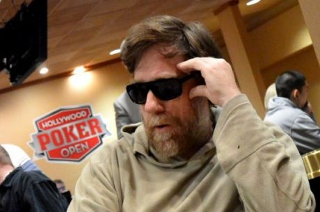 Hollywood Poker Open Charles Town Main Event: Garland Leads; Moneymaker Falls Short