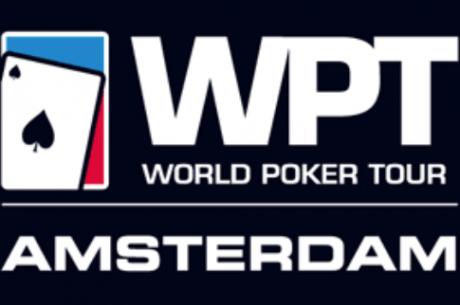 WPT Amsterdam €3,300 Main Event Počinje u Ponedeljak!