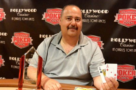 Wheeling and Dealing: Car Dealer Loukas Michael Wins HPO Charles Town Main Event