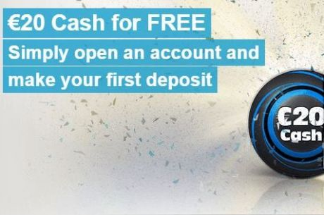 Zgrabite BESPLATNIH 20€, Koje Vam Poklanja NetBet!