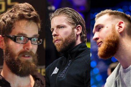 Top 10: A legmenőbb pókeres szakállak