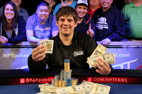 Rising Star Nick Pupillo Wins HPT Ameristar East Chicago for $120,537