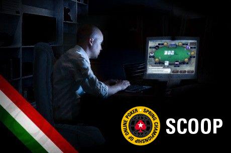 Három magyar is pénzbe ért a tegnapi SCOOP tornákon