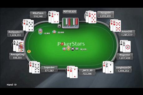 Nézd meg a speciális SCOOP Sunday Million döntőjét