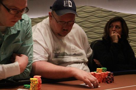 2015 MSPT FireKeepers Main Event Day 1a: Newman Leads; Pupillo Bags Big